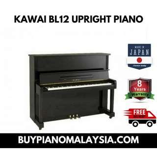 Kawai bl12 upright piano