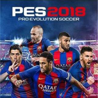 PES 2018 Pro Evolution Soccer Offline with DVD (PC)