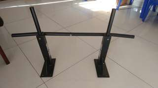 PullUp Iron Bar BODY GYM
