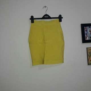 Skirt by Hervé Léger