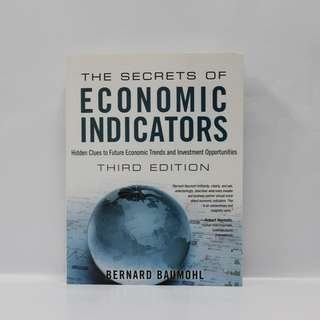 🚚 The Secrets of Economic Indicators: Hidden Clues to Future Economic Trends and Investment Opportunities (3rd Edition) by Bernard Baumohl