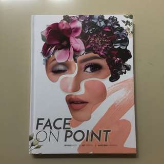 FACE ON POINT MAKEUP BOOK