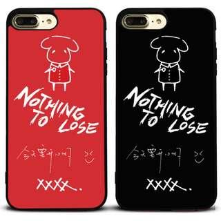 易烊千璽手繪同款 IPhone case