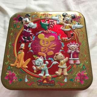 香港迪士尼新年盒