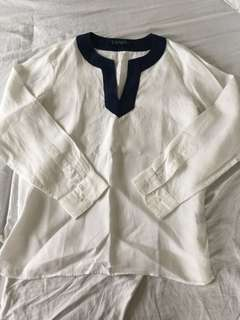 AUTHENTIC RALPH LAUREN BLOUSE