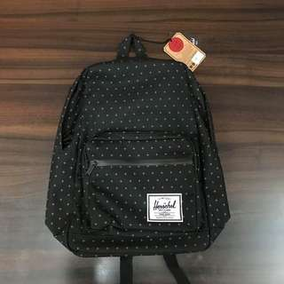 Original Herschel Pop Quiz Gridlock Black