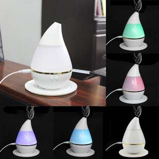 Aroma therapy classic drop 6 in 1 air humidifier