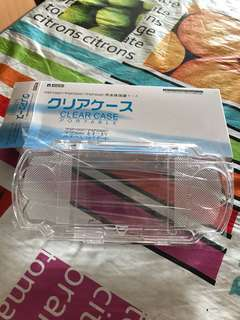 Psp 2000/3000 Transparent Case