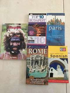200 rb for all travel books
