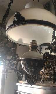 Lampu Betawi Stw, ukuran 40