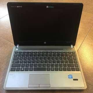 HP probook netbook
