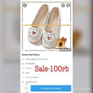 Sale-Disney Korean Shoes