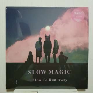 Slow Magic - How To Run Away LP