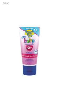Banana Boat Baby Sunscreen SPF 50