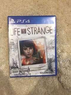 Authentic PS4 Life is Strange