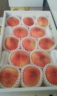 和歌山蜜桃