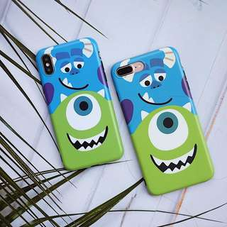 Mike sulley face case