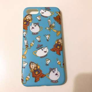 iPhone 7 手機殼 4.7寸 茶壺媽媽 迪士尼