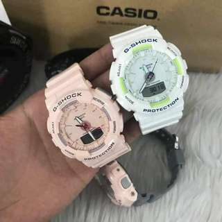 GMAS-130 COUPLE GSHOCK WATCH