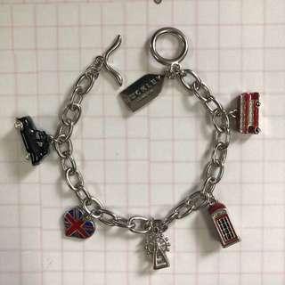Buckley London-Best of London Charm Bracelet