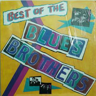 Best Of The Blues Brothers LP