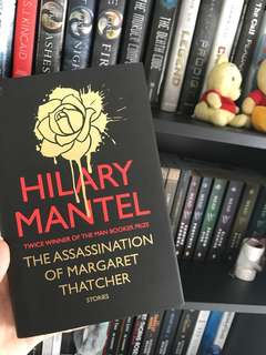 The assassination of Margaret thatcher (hardcover)