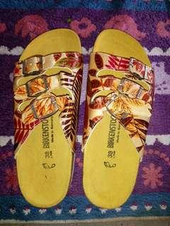 Sandal unik birkenstock