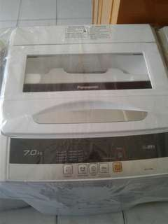 Mesin cuci panasonic 1 tabung bisa kredit tanpa dp
