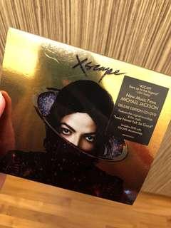 Michael Jackson Xscape 2-Disc CD Album