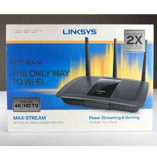 Linksys EA7500 AC1900+ v2 router