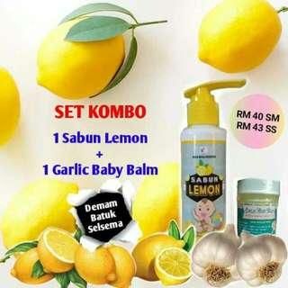 Sabun Lemon Baby COD