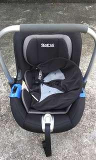 Sparco Baby Car Seat Tiptop