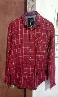 Red Flanel Shirt