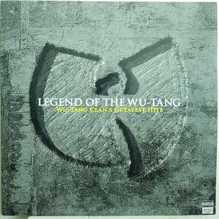 Legend Of Wu-Tang  -  Wu-Tang Clan's Greatest Hits Double LP