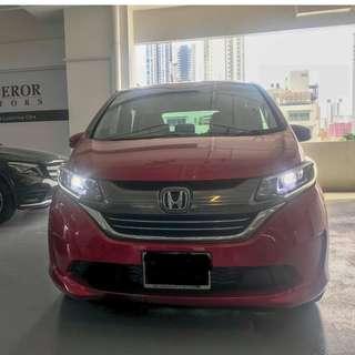 Honda Freed Hybrid 1.5 Auto G 7-Seater Honda Sensing