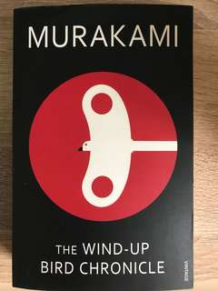 The wind up bird chronicle - haruhi murakami