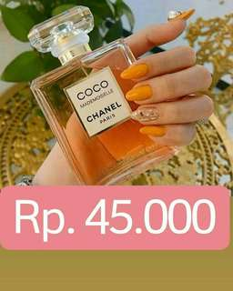 Parfum chanel series