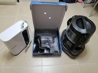 全新 Rainbow吸塵機 連濾水器 12年保養有單 馬鞍山交收減500
