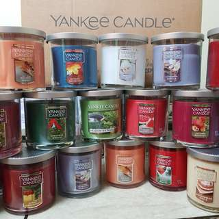 Yankee Candle (The best - 4* and above rating)