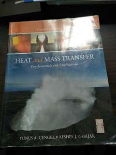 Heat and Mass transfer MA3003