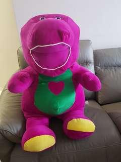 Barney Soft Toy