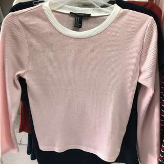 💕FOREVER 21 Sweater Knit top 💕