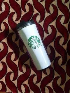 Starbucks grande tumbler