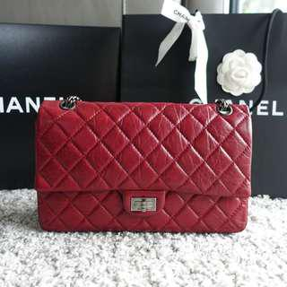 Chanel Reissue 2.55 226 Red