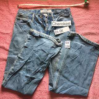 Pants 136