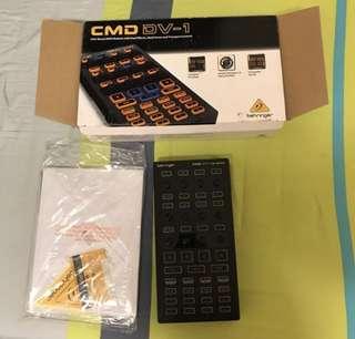 Behringer CMD-DV1 controller