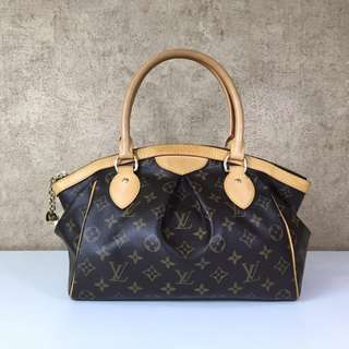 LOUIS VUITTON M40143 TIVOLI PM MONOGRAM CANVAS HAND BAG