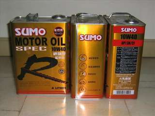 Sumo R1 Drift Master 5W40 SM/CF Fully Synthetic Racing Oil 4L PM for discount