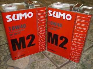 Sumo M2 Ultra Performance 10W40 SM/CF Motor Oil 4L PM for discount