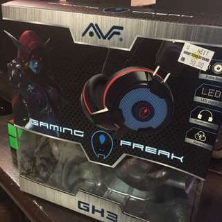 Gaming Freak Gaming Headset